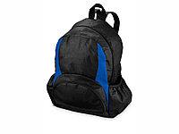 Рюкзак Bamm-Bamm, черный/ярко-синий, фото 1