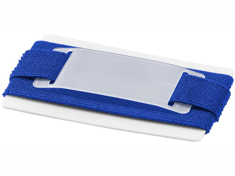 Бумажник Alicante тонкий, ярко-синий