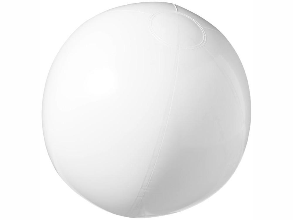 Мяч пляжный Bahamas, белый