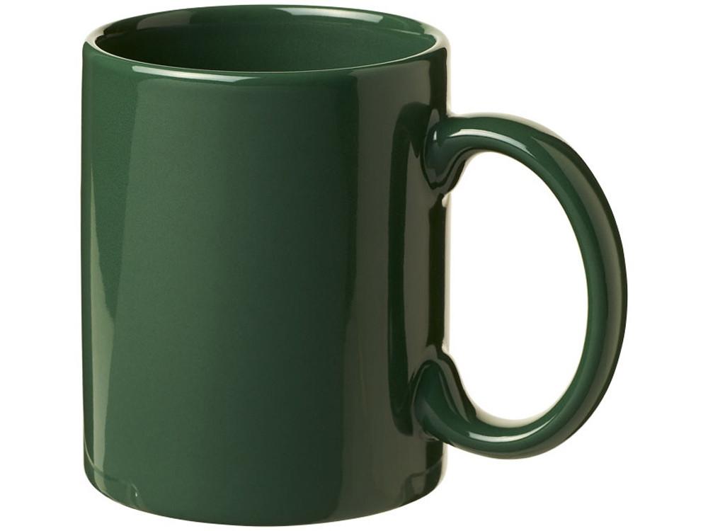Керамическая кружка Santos, зеленый