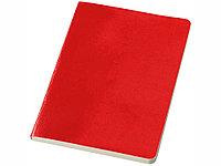 Блокнот А5 Gallery, красный, фото 1