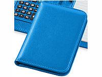 Блокнот А6 Smarti с калькулятором, светло-синий, фото 1