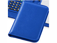 Блокнот А6 Smarti с калькулятором, ярко-синий, фото 1
