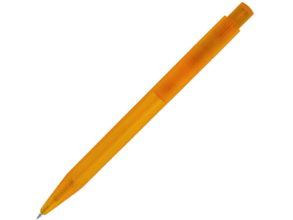 Ручка шариковая Huron, оранжевый