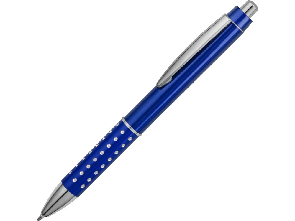 Ручка шариковая Bling, ярко-синий