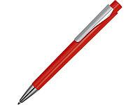 Ручка шариковая Pavo синие чернила, красный, фото 1