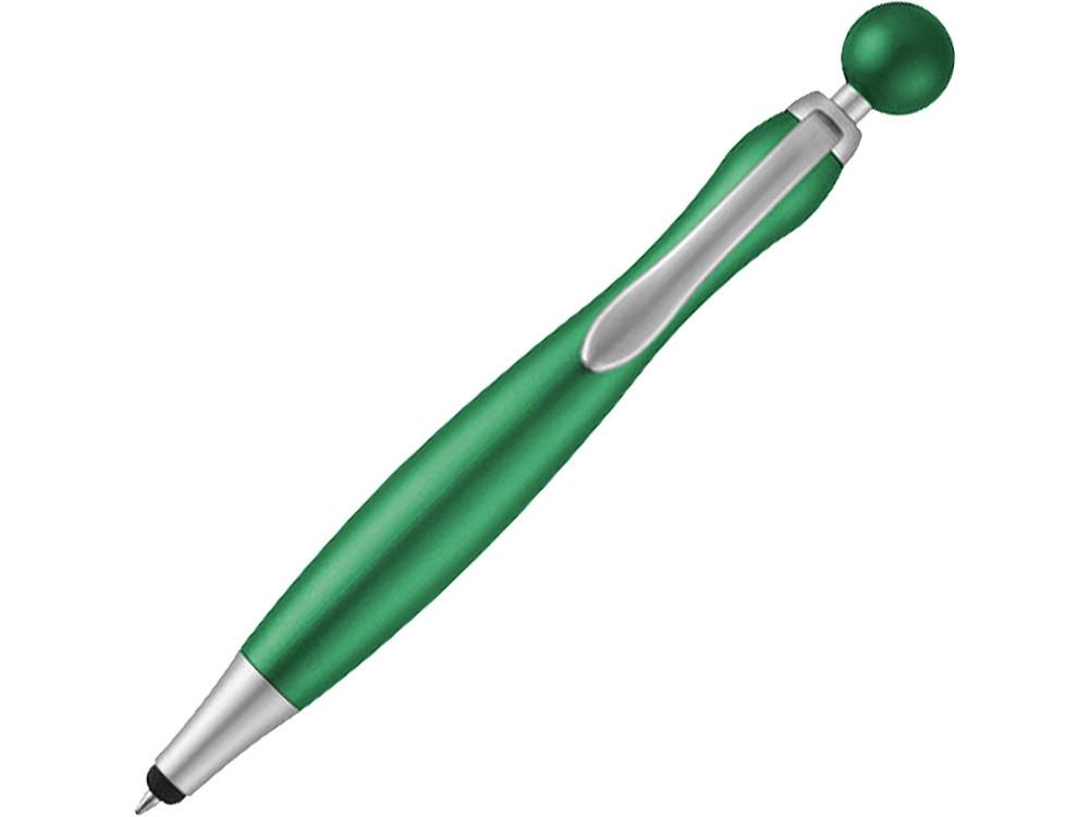 Ручка-стилус шариковая Naples, зеленый