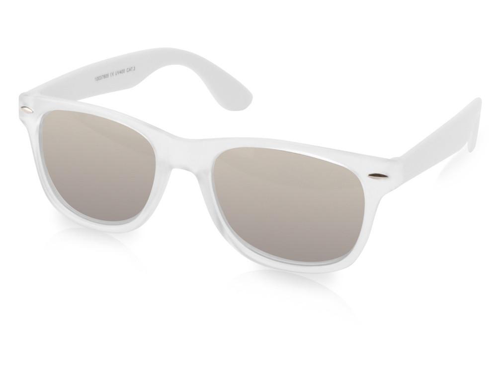 Солнцезащитные очки California, бесцветный полупрозрачный/белый