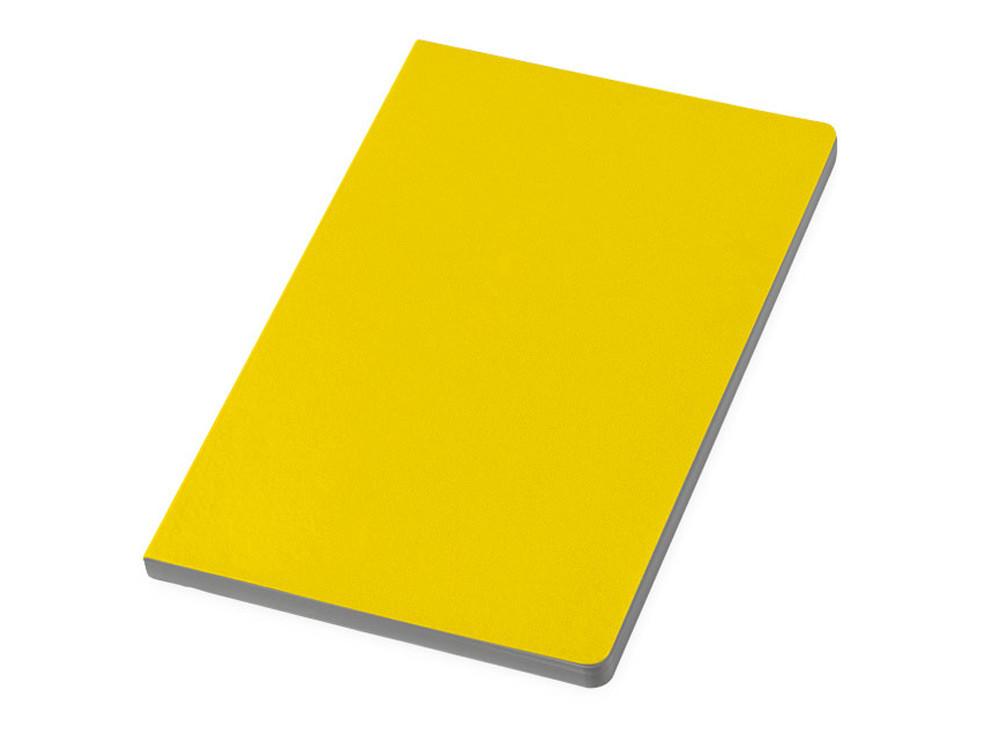 Блокнот А5 City, желтый