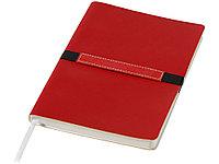 Блокнот А6 Stretto, красный, фото 1