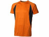 Футболка Quebec Cool Fit мужская, оранжевый, фото 1