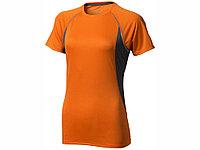 Футболка Quebec Cool Fit женская, оранжевый, фото 1