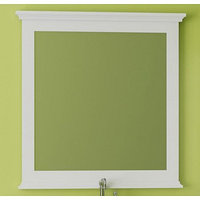 Зеркало Opadiris Палермо 75 Белый матовый(Z0000008553)