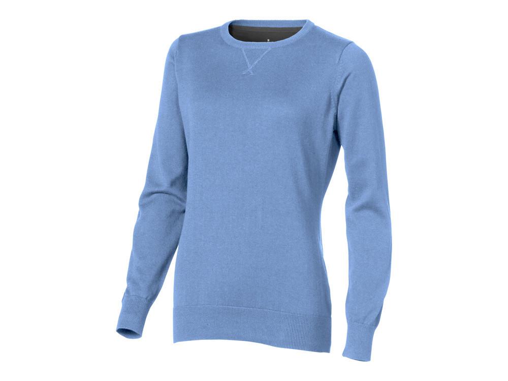 Пуловер Fernieженский, светло-синий