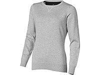 Пуловер Fernieженский, серый меланж, фото 1