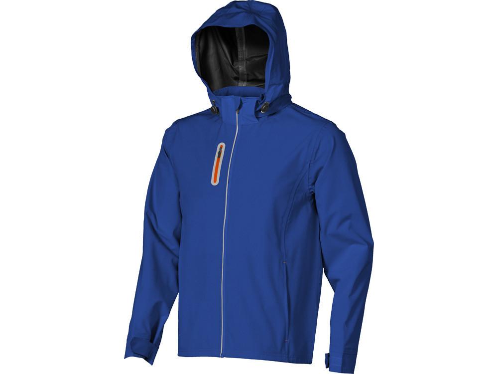 Куртка софтшел Howson мужская, синий