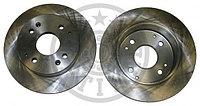 Тормозные диски Honda Accord (98-02,задние, Optimal,D260-4d-48vis)