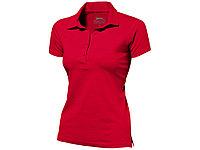 Рубашка поло Let женская, красный, фото 1
