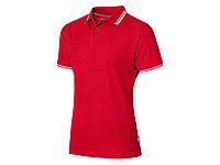 Рубашка поло Deuce мужская, красный, фото 1