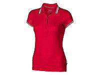 Рубашка поло Deuce женская, красный, фото 1
