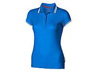 Рубашка поло Deuce женская, небесно-голубой, фото 1