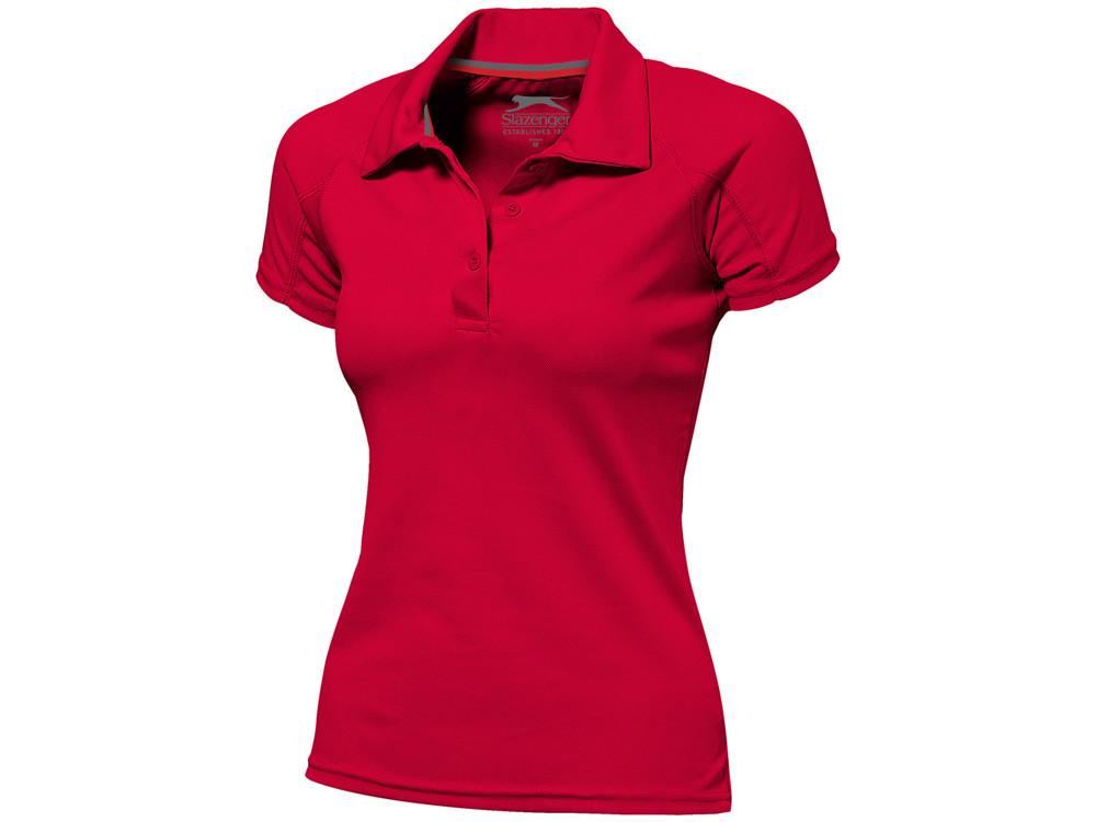 Рубашка поло Game женская, красный