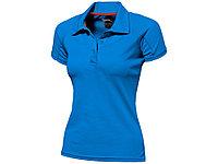 Рубашка поло Game женская, небесно-голубой, фото 1