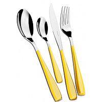 Набор столовых приборов 24 предмета, жёлтый ESSENZA Casa Bugatti EZ6U-057F50
