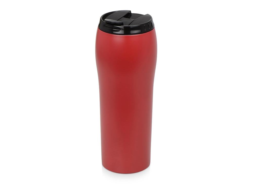 Термокружка Жокей 450мл, красный (артикул 820211)