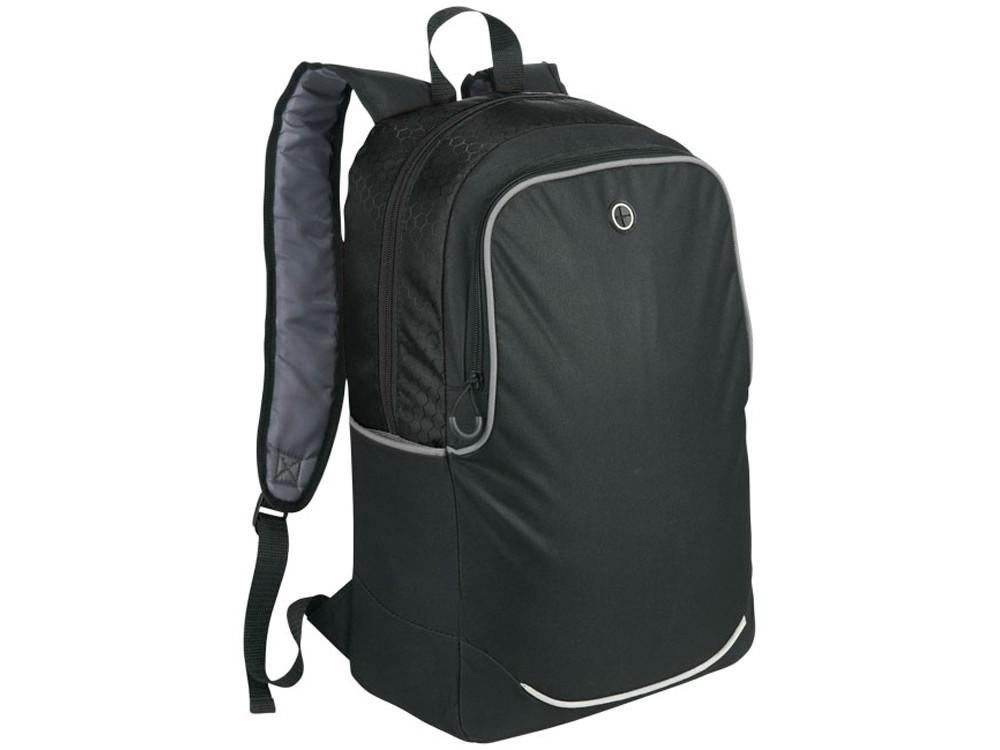 Рюкзак Benton для ноутбука 17, черный