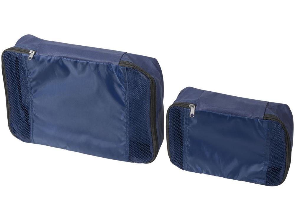 Упаковочные сумки - набор из 2, темно-синий
