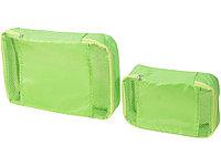 Упаковочные сумки - набор из 2, лайм, фото 1