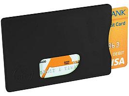 Защитный RFID чехол для кредитной карты, черный (артикул 13422600)