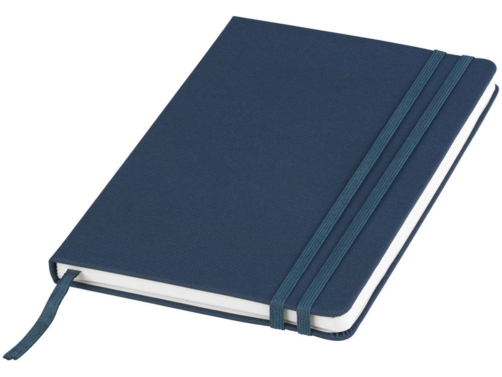 Цветной блокнот Denim А5, синий