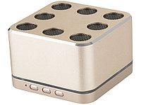 Динамик Morley Bluetooth®, золотистый, фото 1