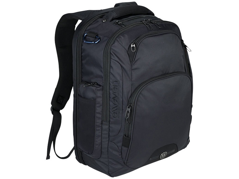 Рюкзак Rutter для ноутбука 17, черный