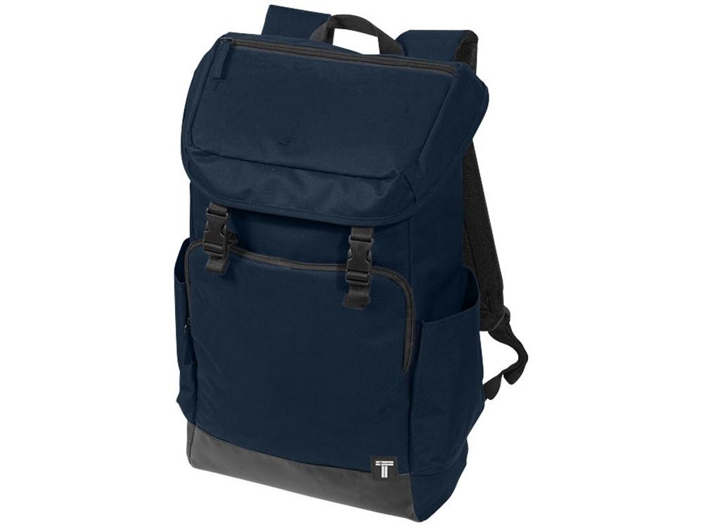 Рюкзак для ноутбука 15,6, темно-синий