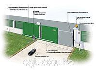 Автоматика для откатных ворот BX-P с радиоразблокировкой до 600 кг., фото 1