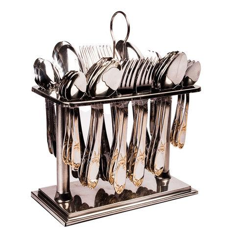 Набор столовых приборов из 36 предметов HOMQUEN на 12 персон