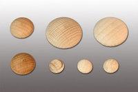 Заглушка мебельная из массива дерева М- 05 (D=15 d=10)