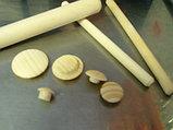 Заглушка мебельная из массива дерева М- 04 (D=13 d=10), фото 5