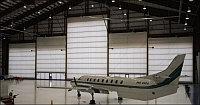 Ворота для авиационных ангаров, фото 1