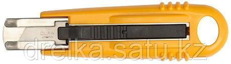 Нож OLFA с выдвижным лезвием и возвратной пружиной, 17,5мм, фото 2