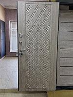 Дверь входная металлическая Веста ромбик