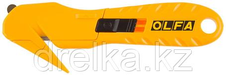 """Нож OLFA""""HOBBY CRAFT MODELS""""для хоз работ,безопасный,для вскрытия стрейч-пленки,пластиковых шинок и коробок, фото 2"""