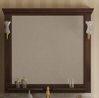 Зеркало OPADIRIS Риспекто 100, цвет Орех антикварный (нагал Р46) Z0000000694
