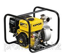 Мотопомпа бенз. KIPOR KGP20, D50 мм, 22-36 м.куб/ч