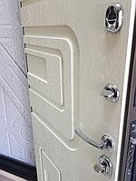 """Дверь металлическая """"сенатор 3D"""", фото 1"""
