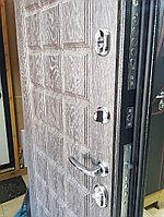 """Дверь металлическая """"Сенатор графит"""", фото 1"""