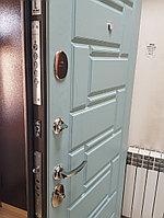 Дверь металлическая Вертикаль, фото 1